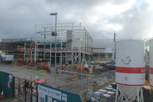 Oldham Leisure Centre time-lapse