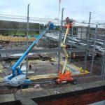 Royton Leisure Centre time-lapse projects